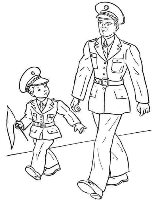 Cute-Veterans-Day-Coloring-Pages